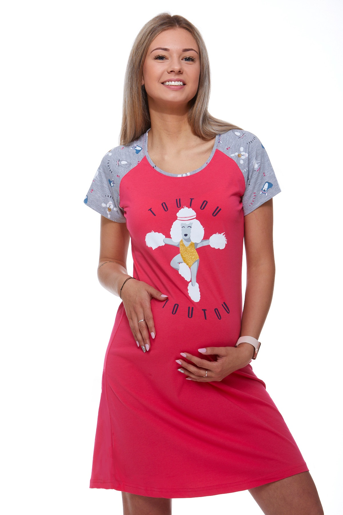Košilka pro těhotné 1C2007