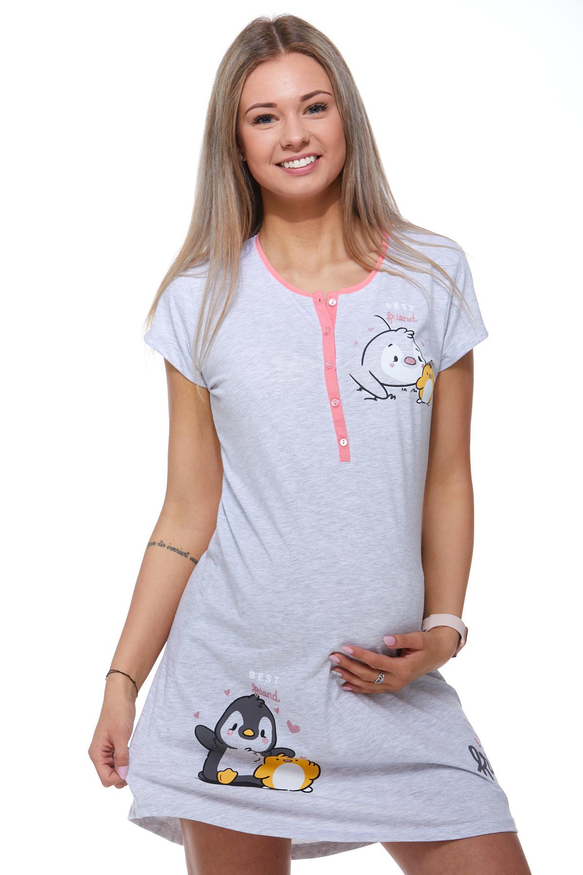 Kojící a těhotenská košilka 1C2015