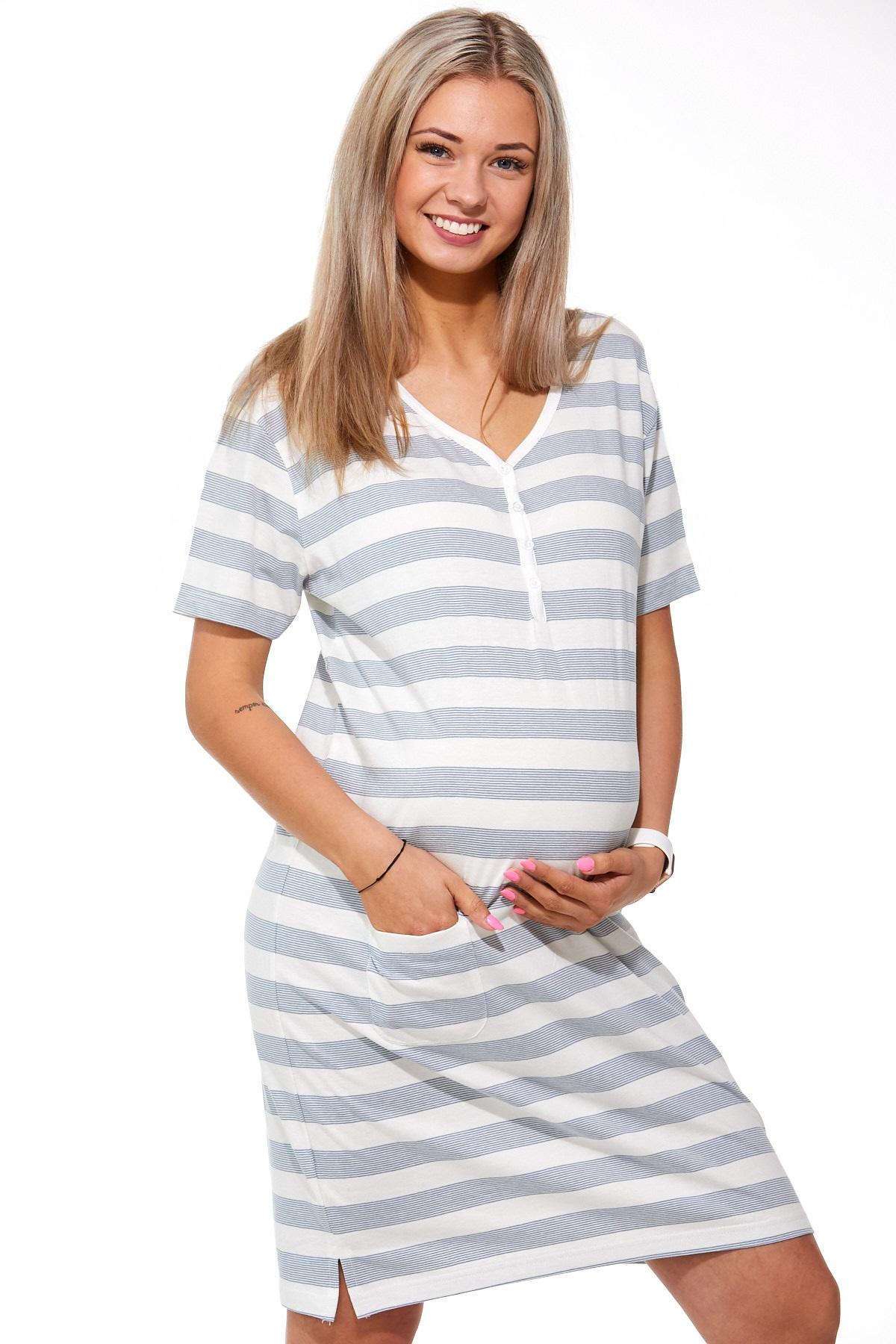 Košilka kojící do porodnice 1C2126