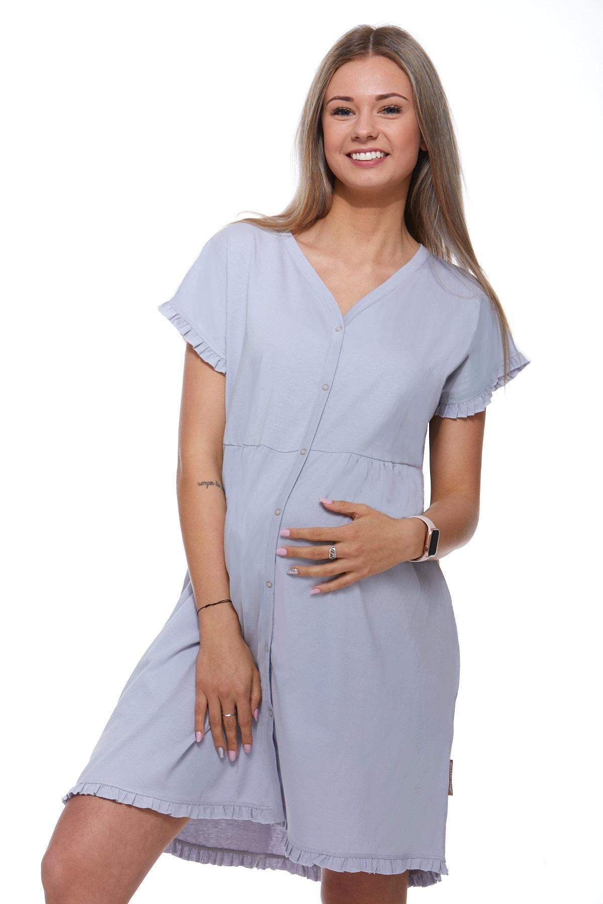 Košilka kojící do porodnice luxusní 1C8244