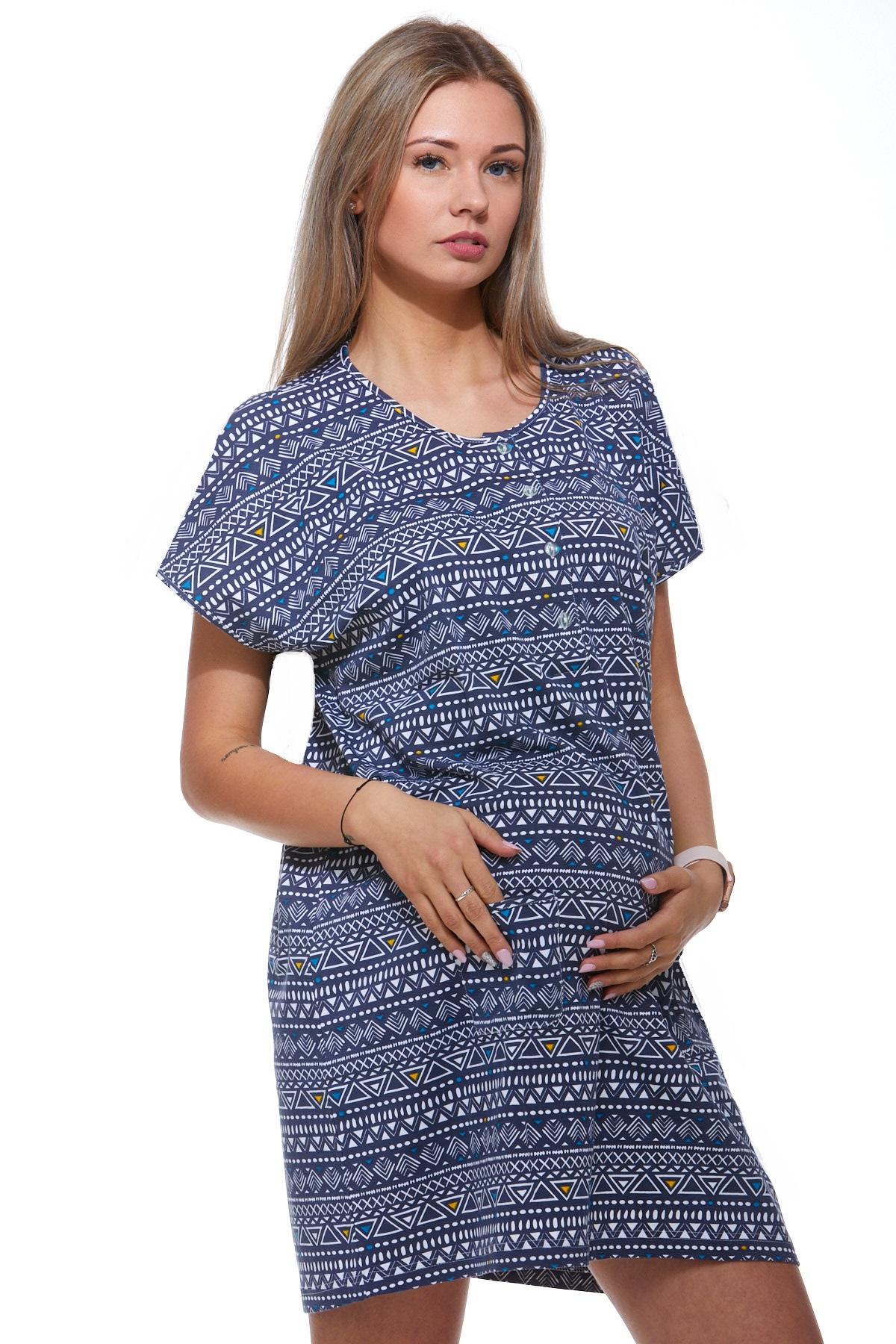 Košilka kojící do porodnice 1C2064