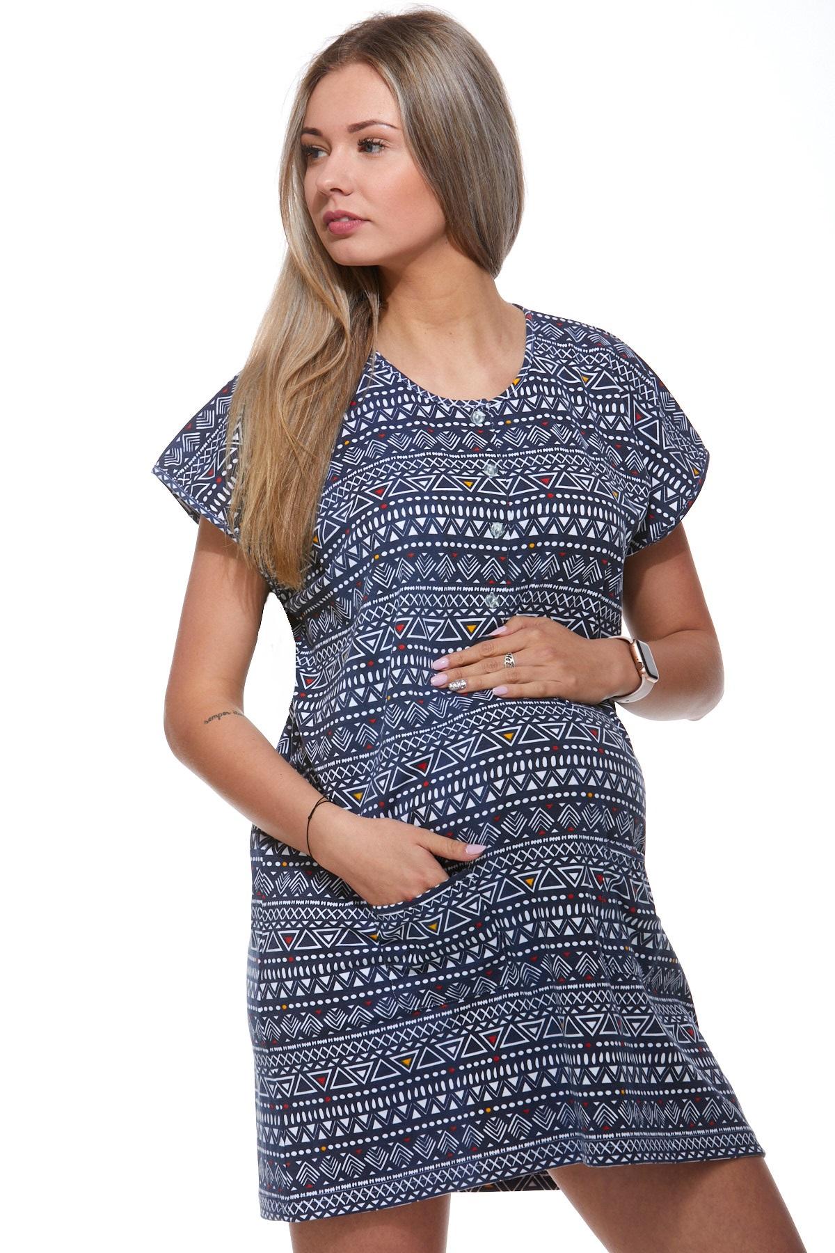 Košilka kojící do porodnice 1C2063