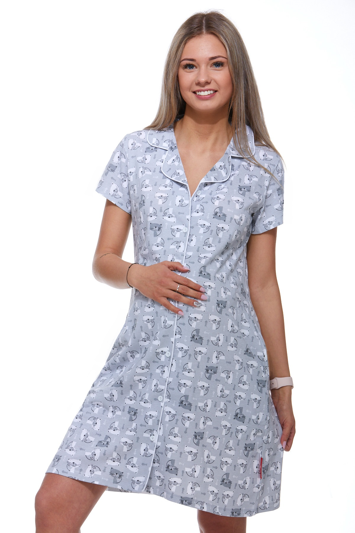 Košilka kojící do porodnice 1C2057