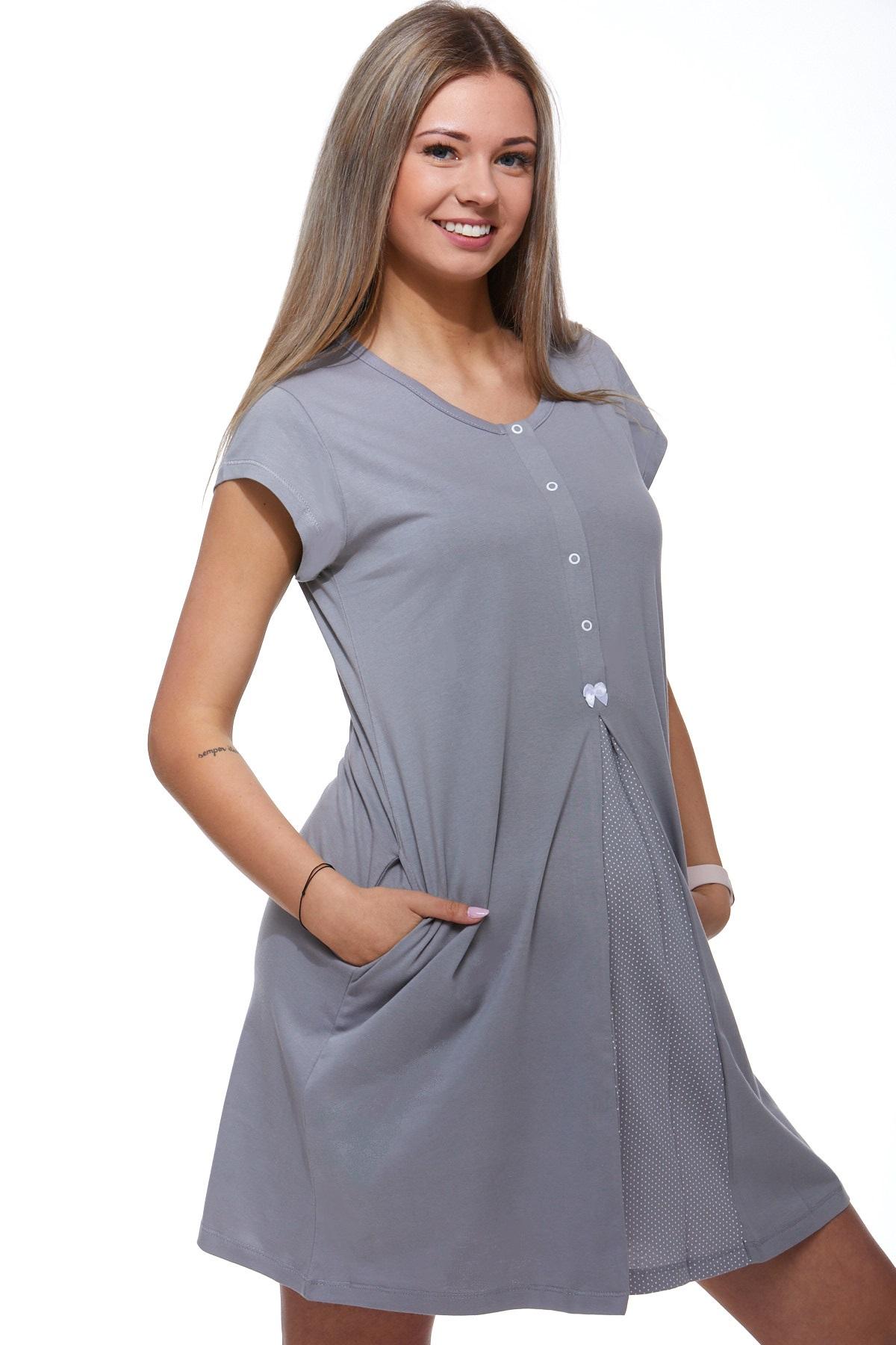 Košilka kojící i těhotenská do porodnice 1C2050