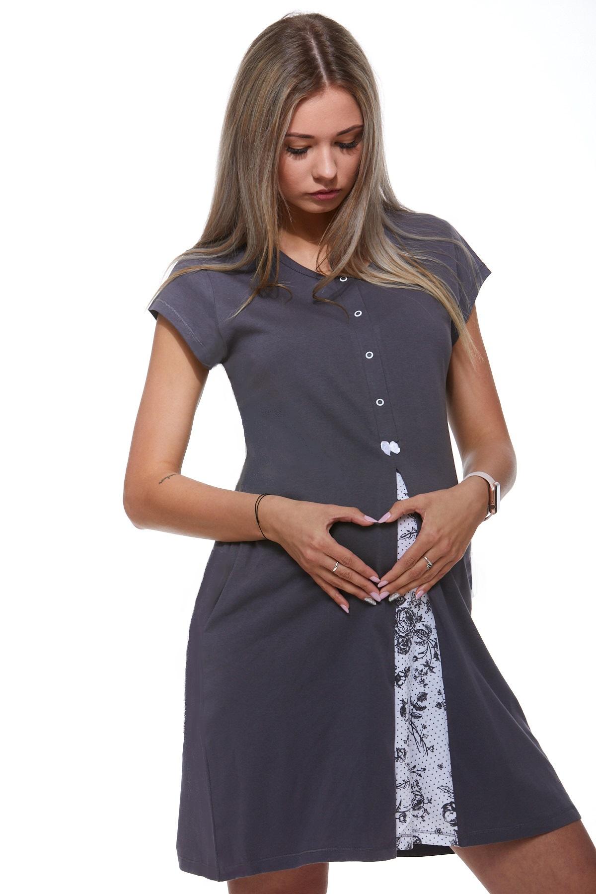 Košilka kojící do porodnice 1C2049