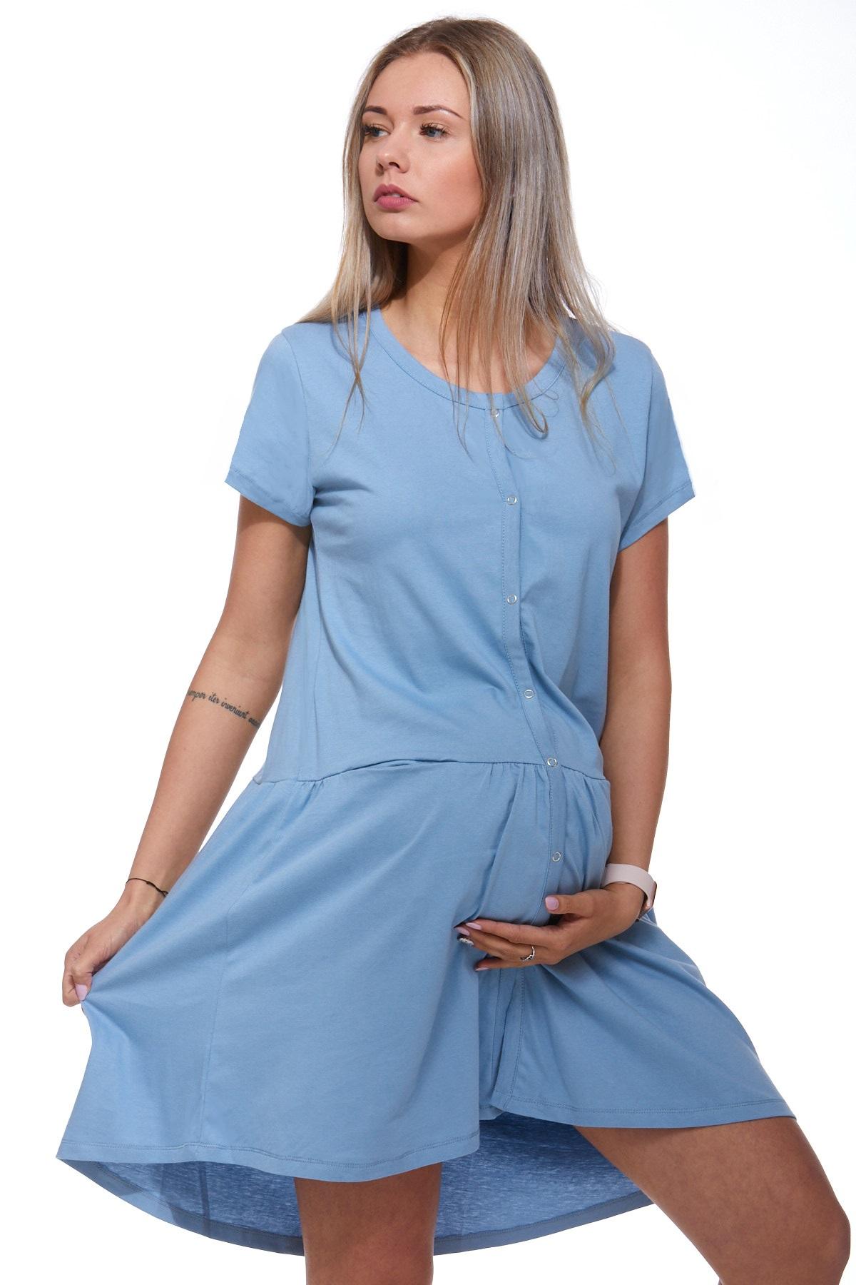 Košilka kojící i těhotenská do porodnice 1C2048