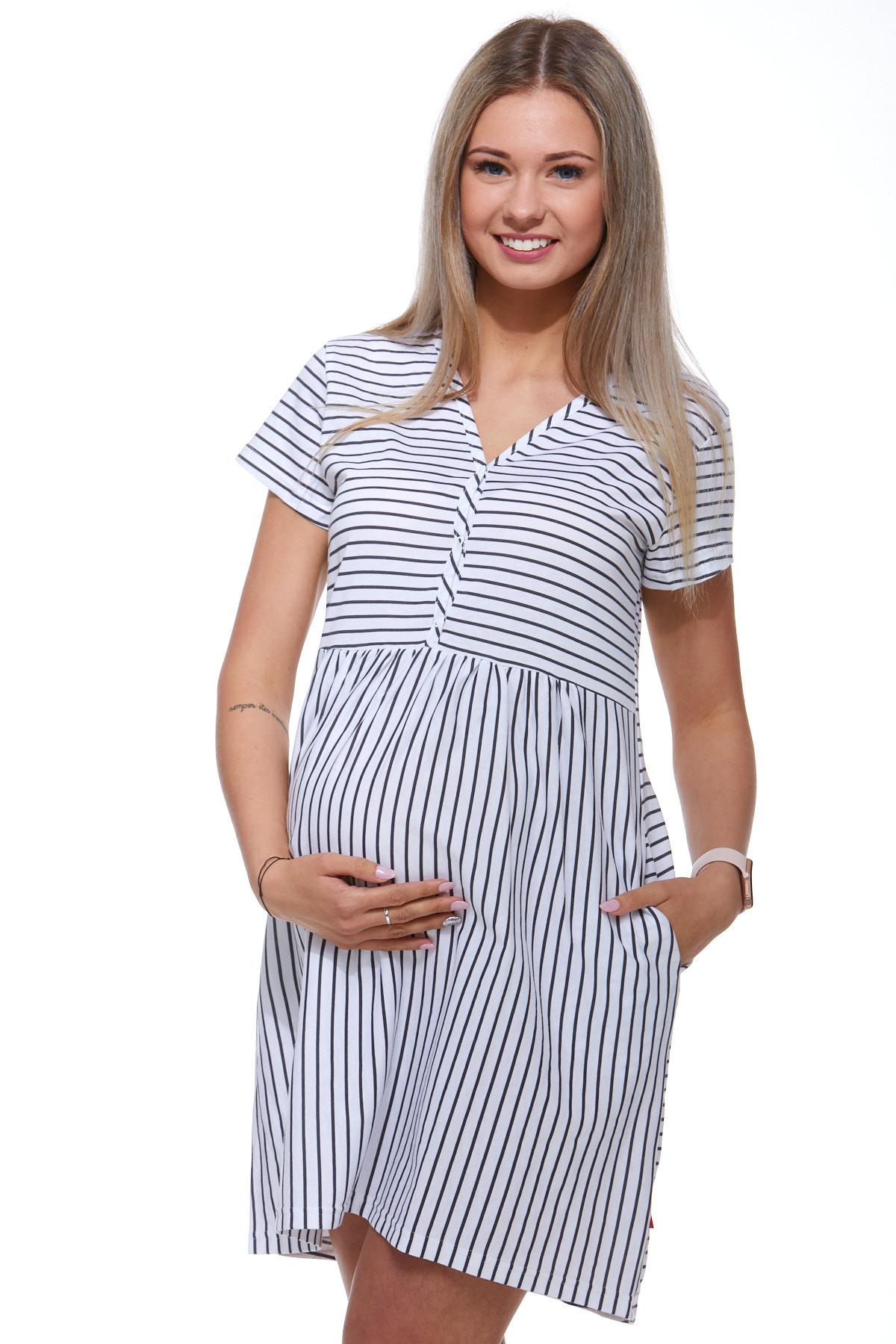 Košilka kojící do porodnice 1C2044
