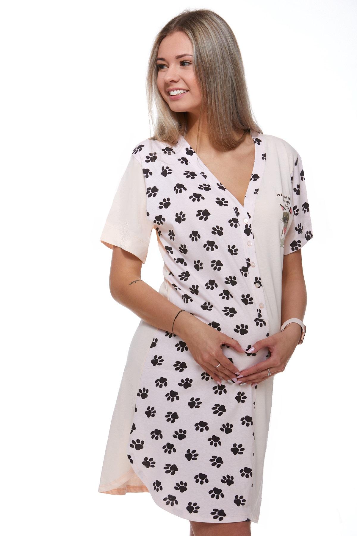 Košilka kojící do porodnice 1C2011