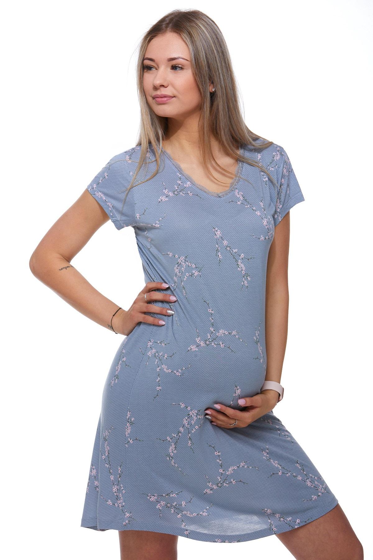 Mateřská luxusní jemná košilka 1D0743