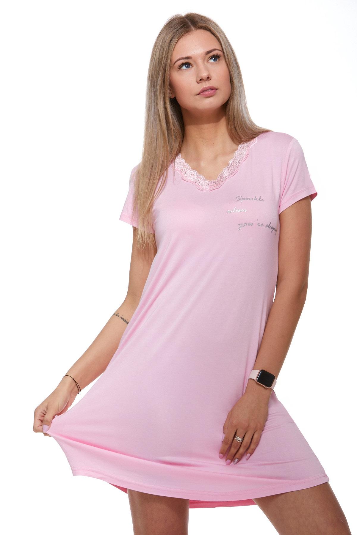 Jemná košilka pro ženu 1D0739
