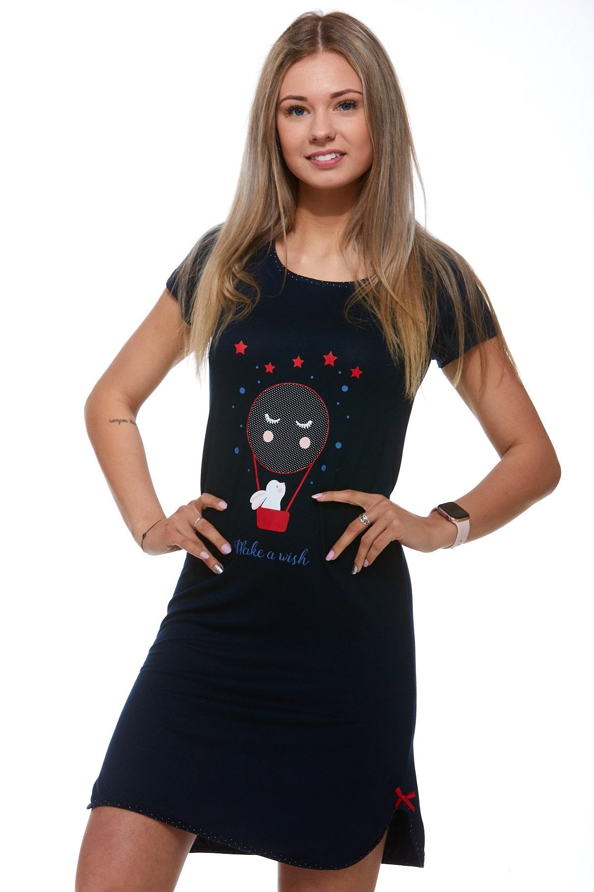 Jemná košilka pro ženu 1D0732