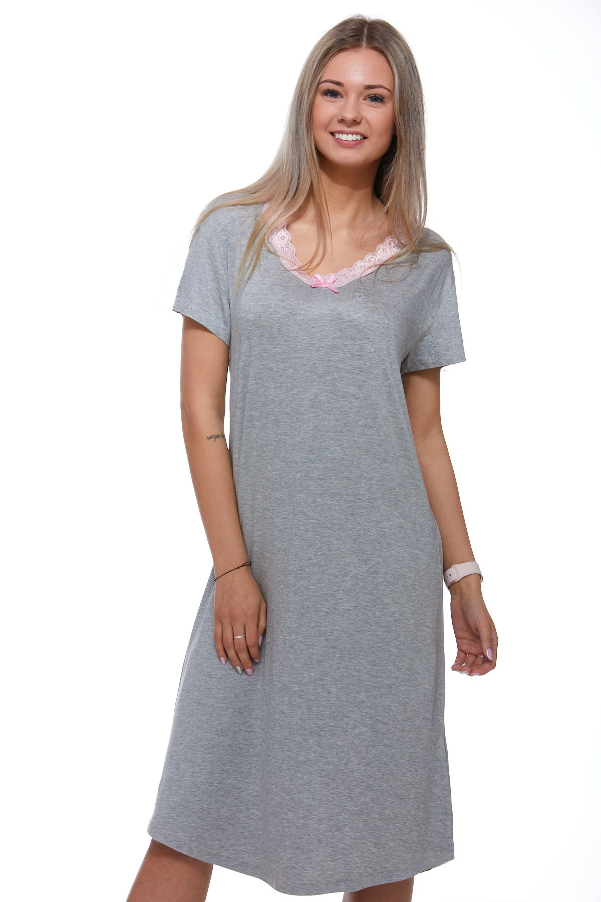Jemná košilka pro ženu 1D0724