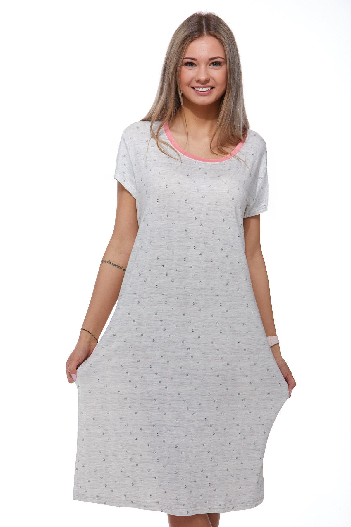 Jemná košilka pro ženu 1D0723
