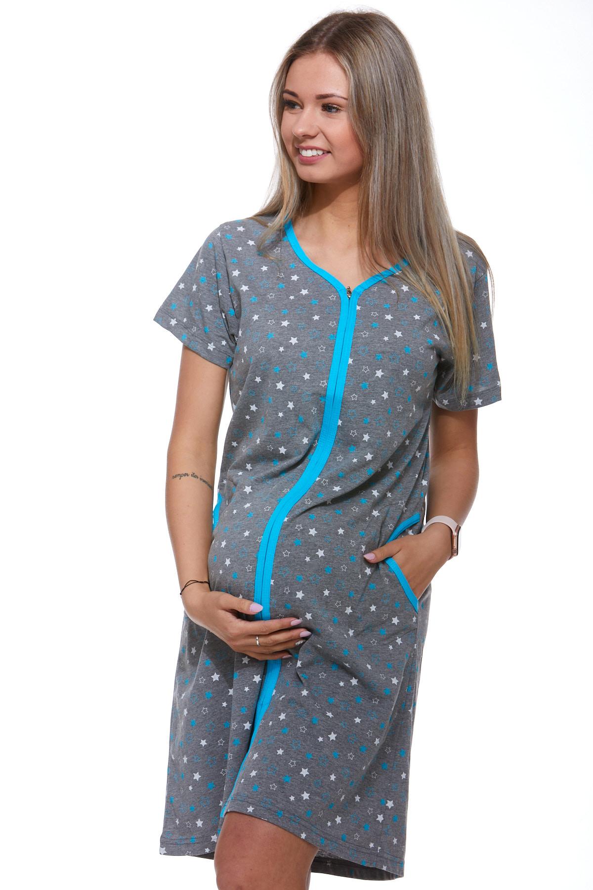 Župan nebo košilka těhotenská i kojící 1C2032