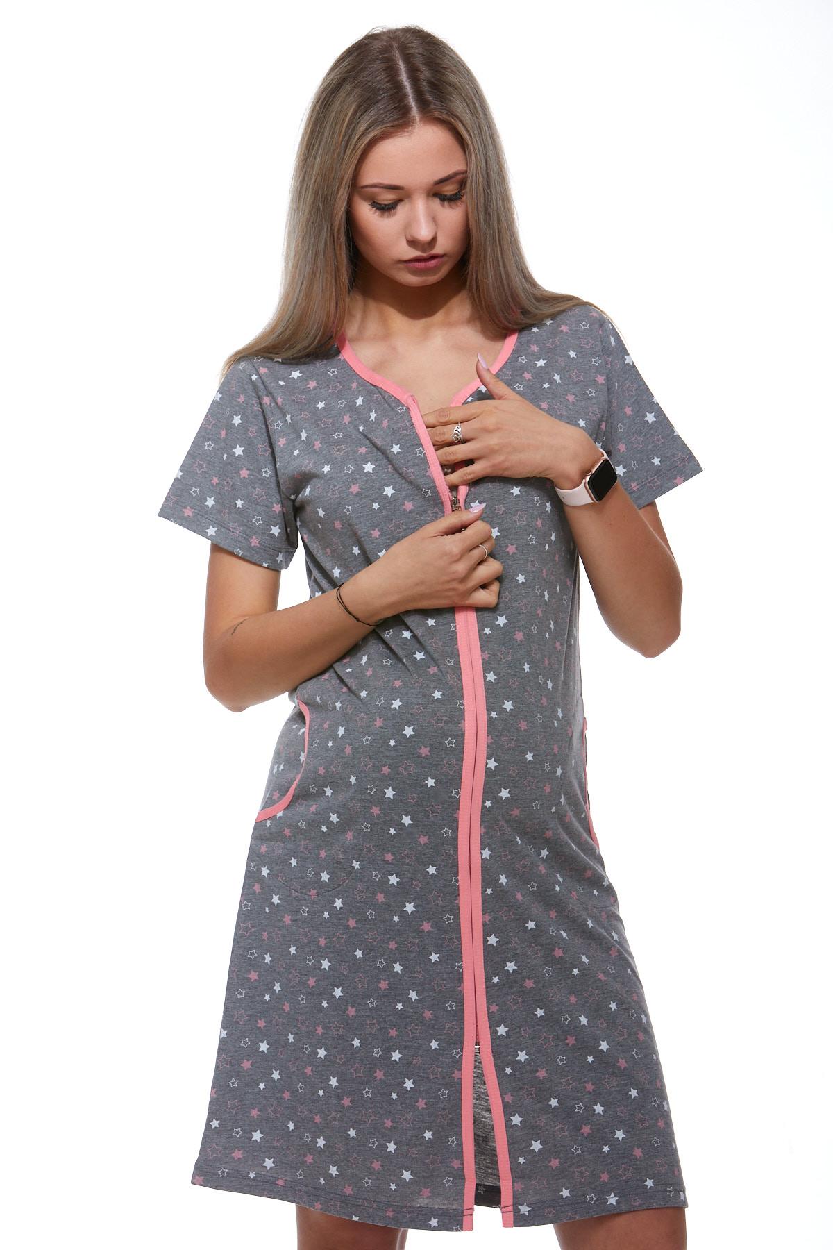 Župan nebo košilka těhotenská i kojící 1C2031