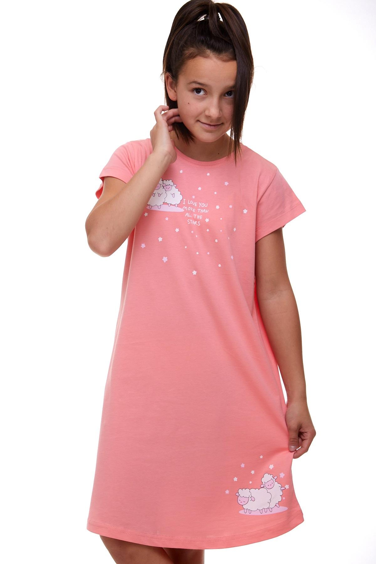 Dívčí noční košilka 1F0444