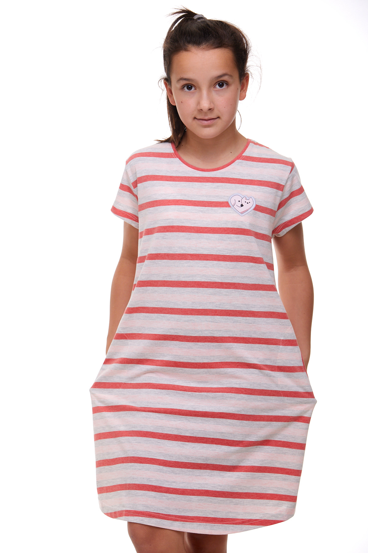 Dívčí noční košilka 1F0439
