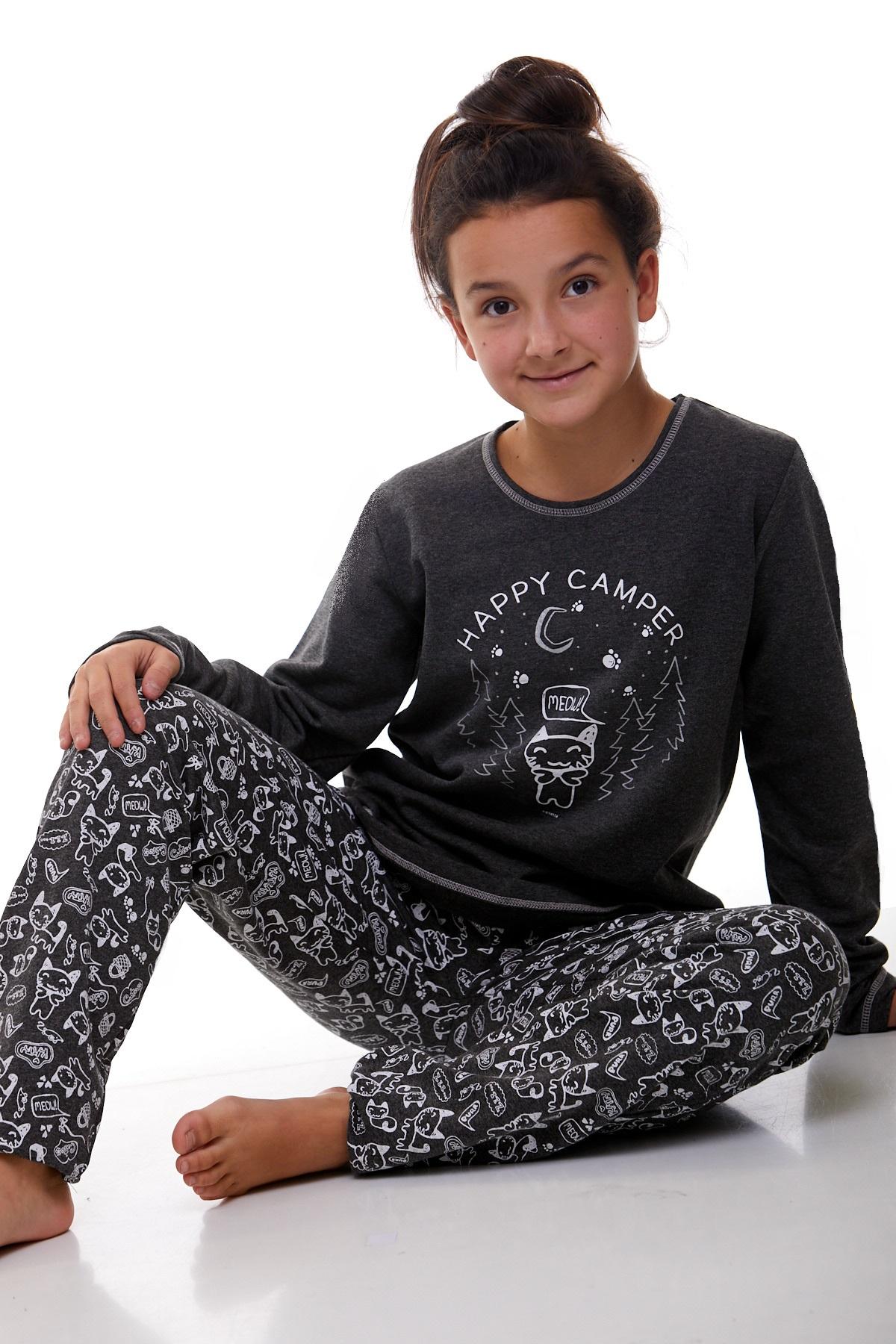 Pyžamo pro holky teplé 1F0452