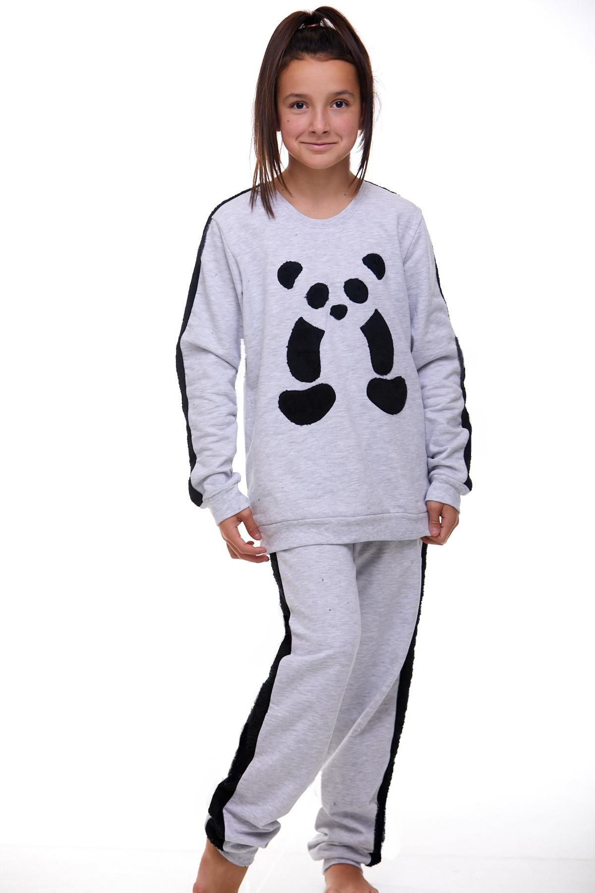 Pyžamo pro holky teplé 1F0451