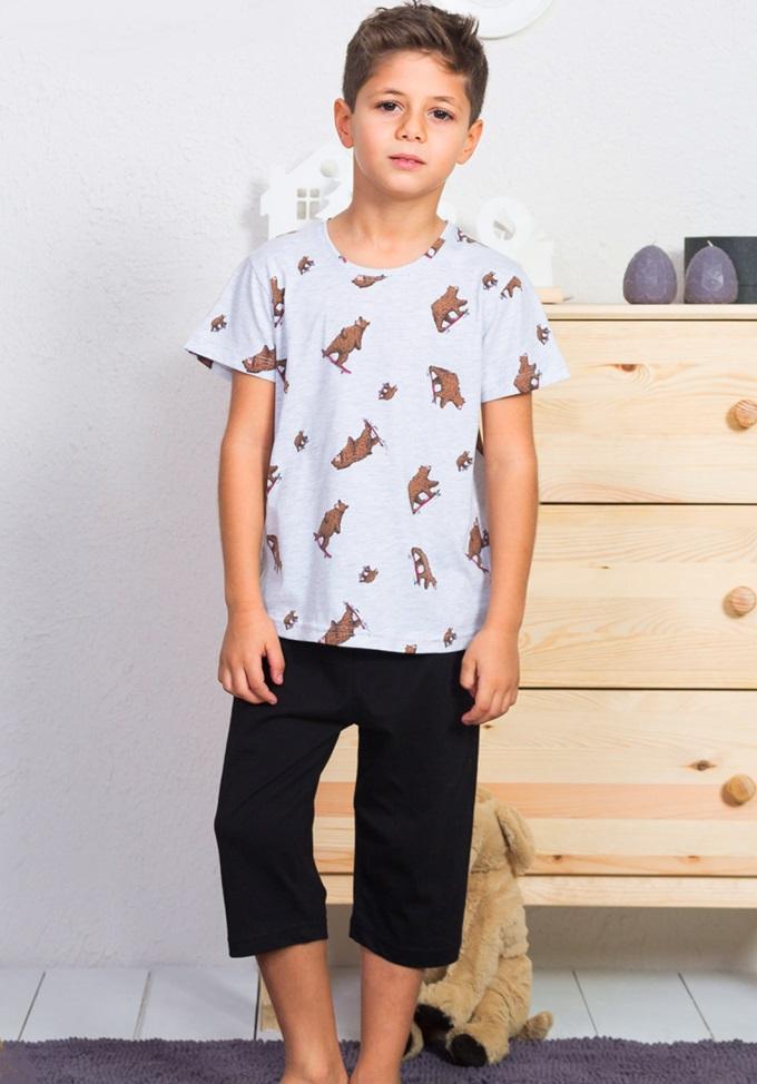 Chlapecké pyžamo 1F0448
