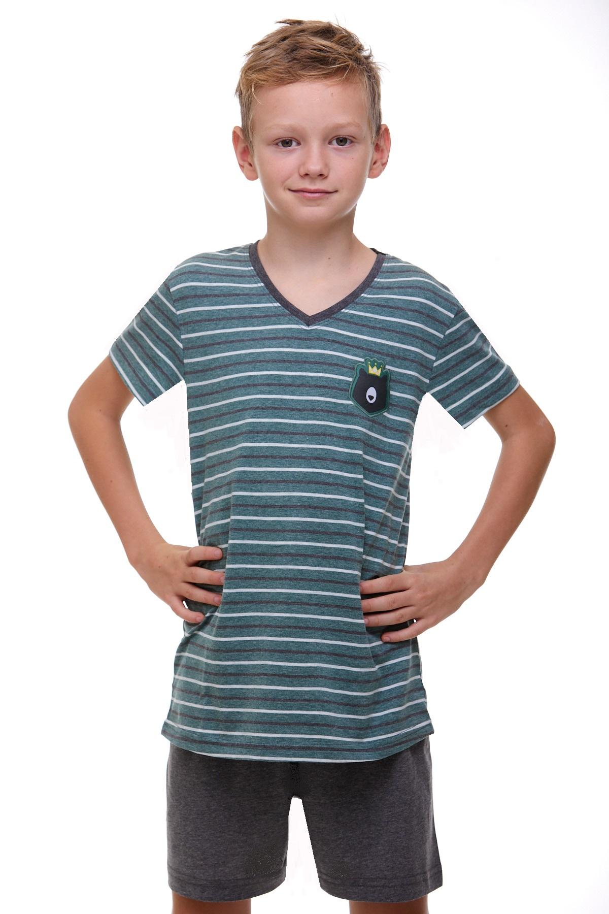 Chlapecké pyžamo 1F0446
