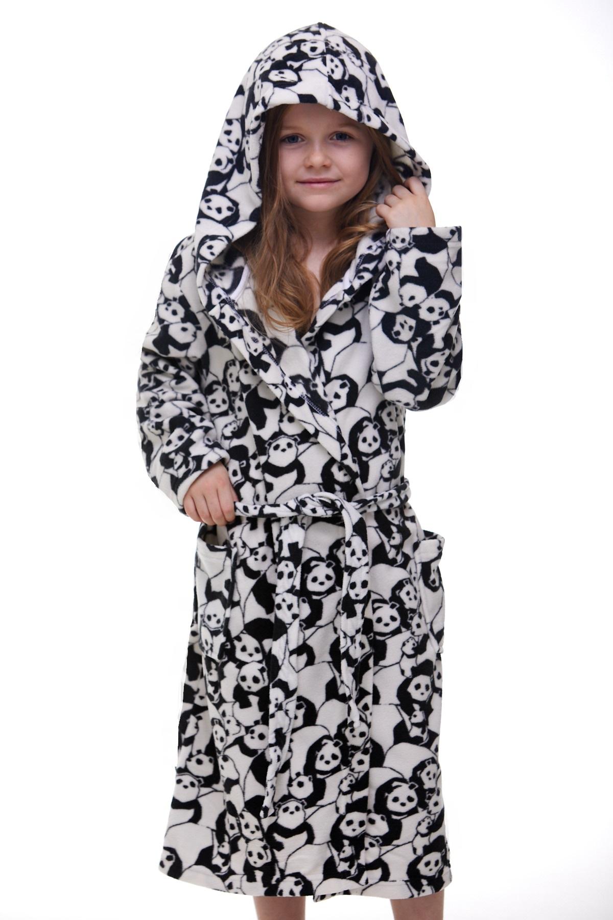 Župan dívčí panda 1T0350