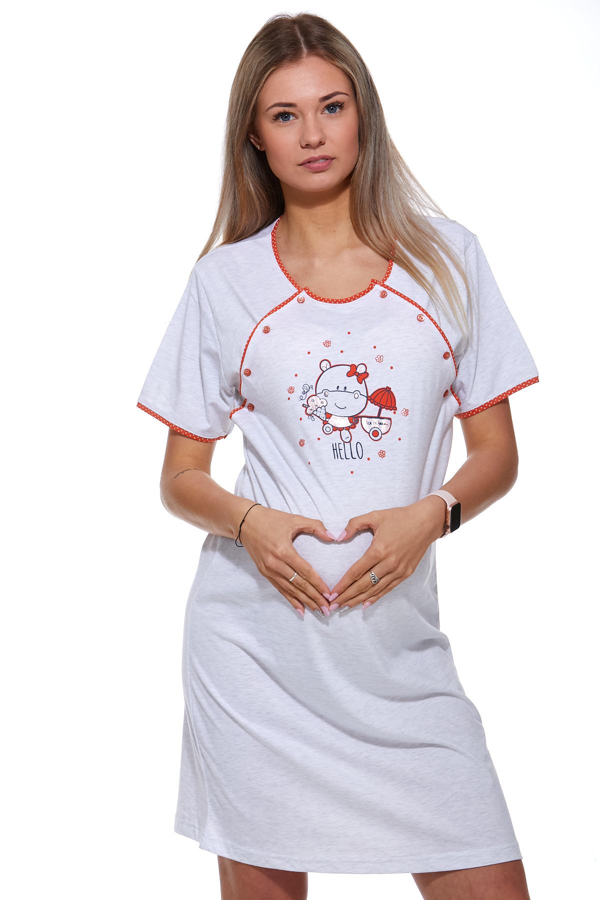 Košilka kojící do porodnice 1C2068