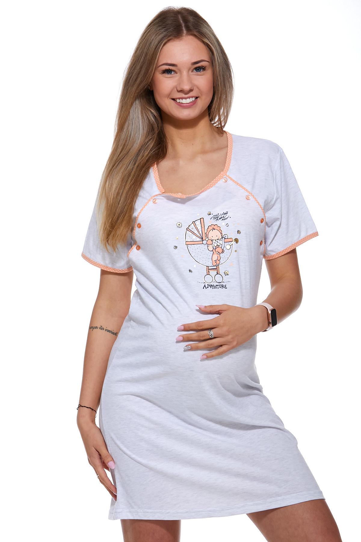 Košilka kojící do porodnice 1C2067