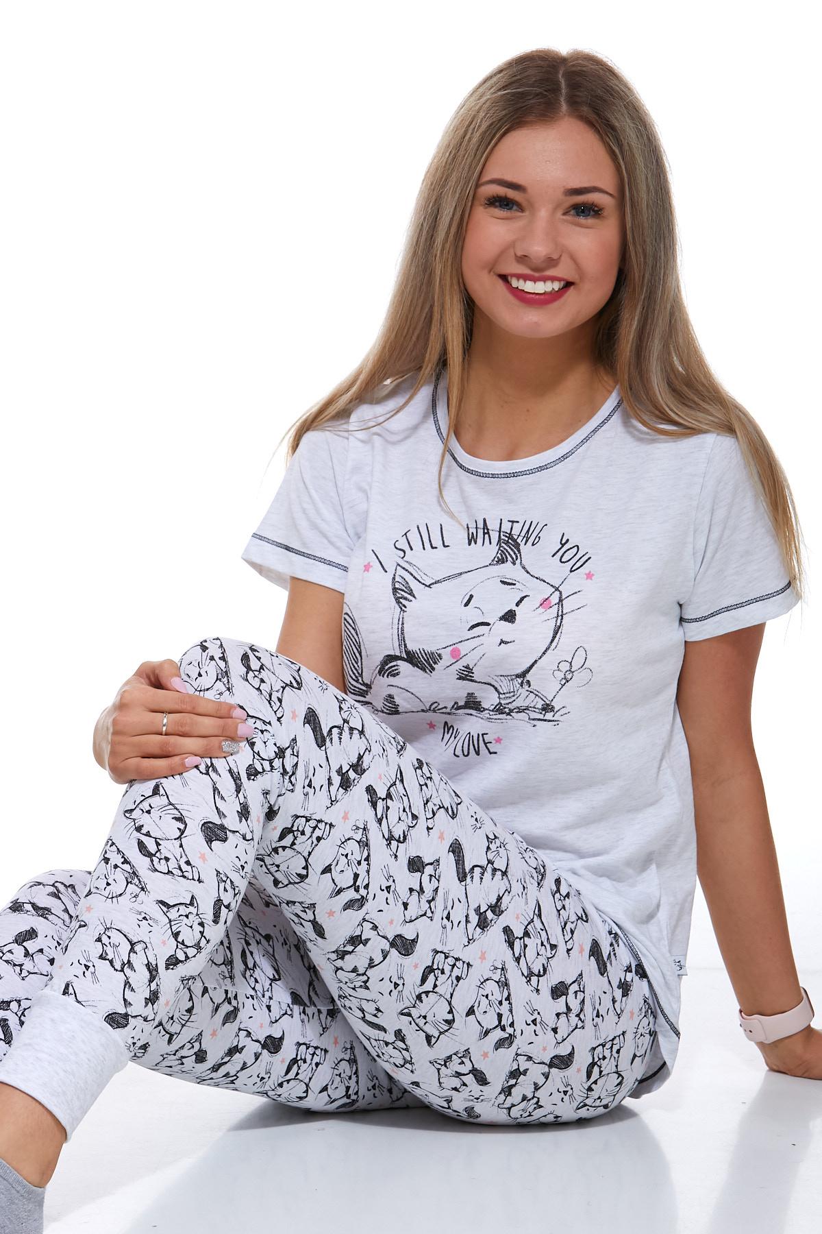 Dámské pyžamo comfort 1B0853