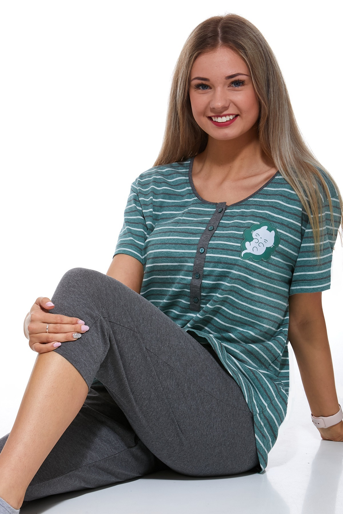 Dámské pyžamo 1B0856