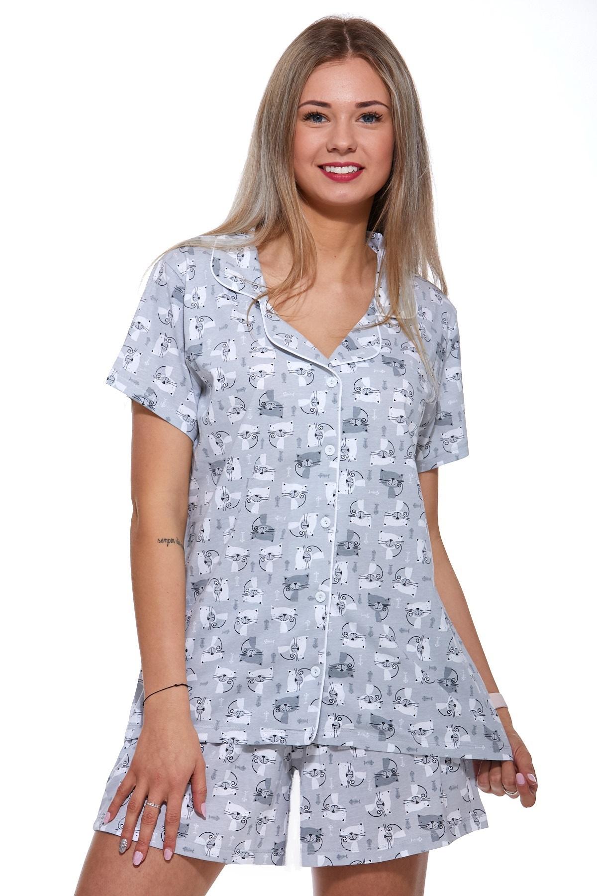 Elegantní pyžamo pro ženy 1B0868
