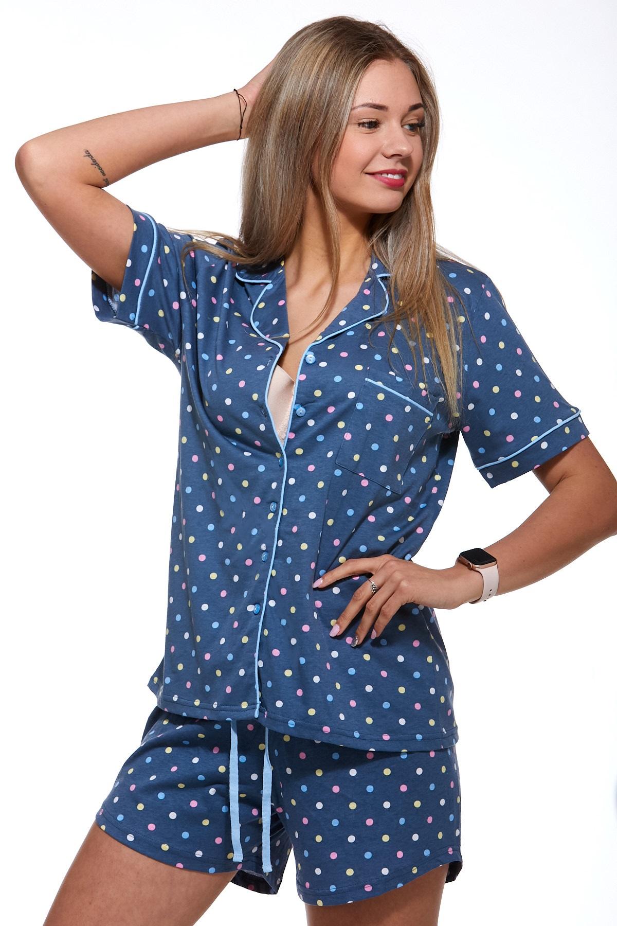 Elegantní pyžamo pro ženy 1B0866