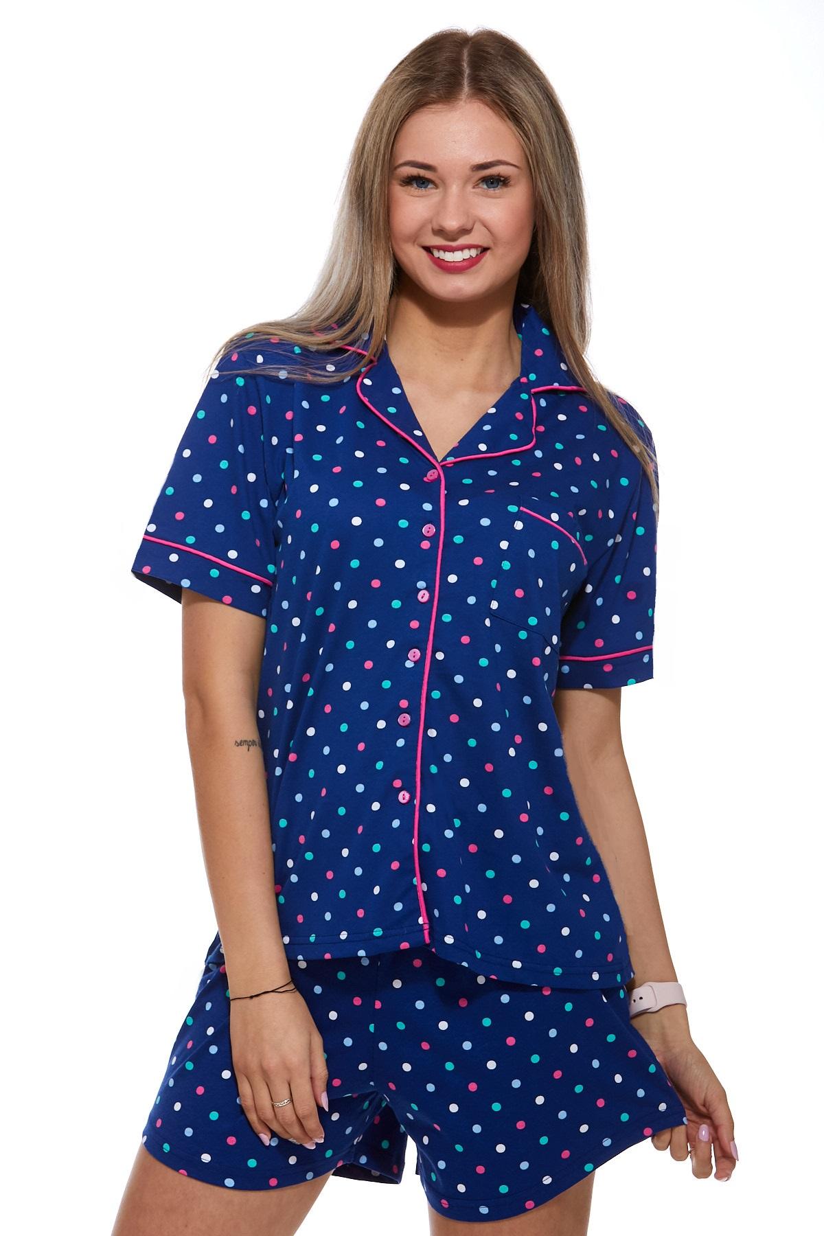 Elegantní pyžamo pro ženy 1B0865