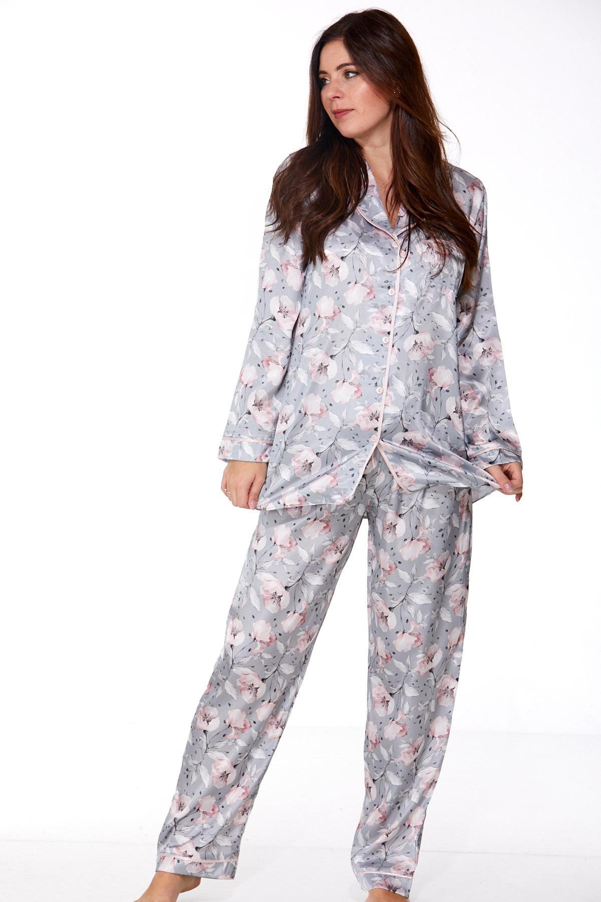Elegantní pyžamo pro ženy 1E8237