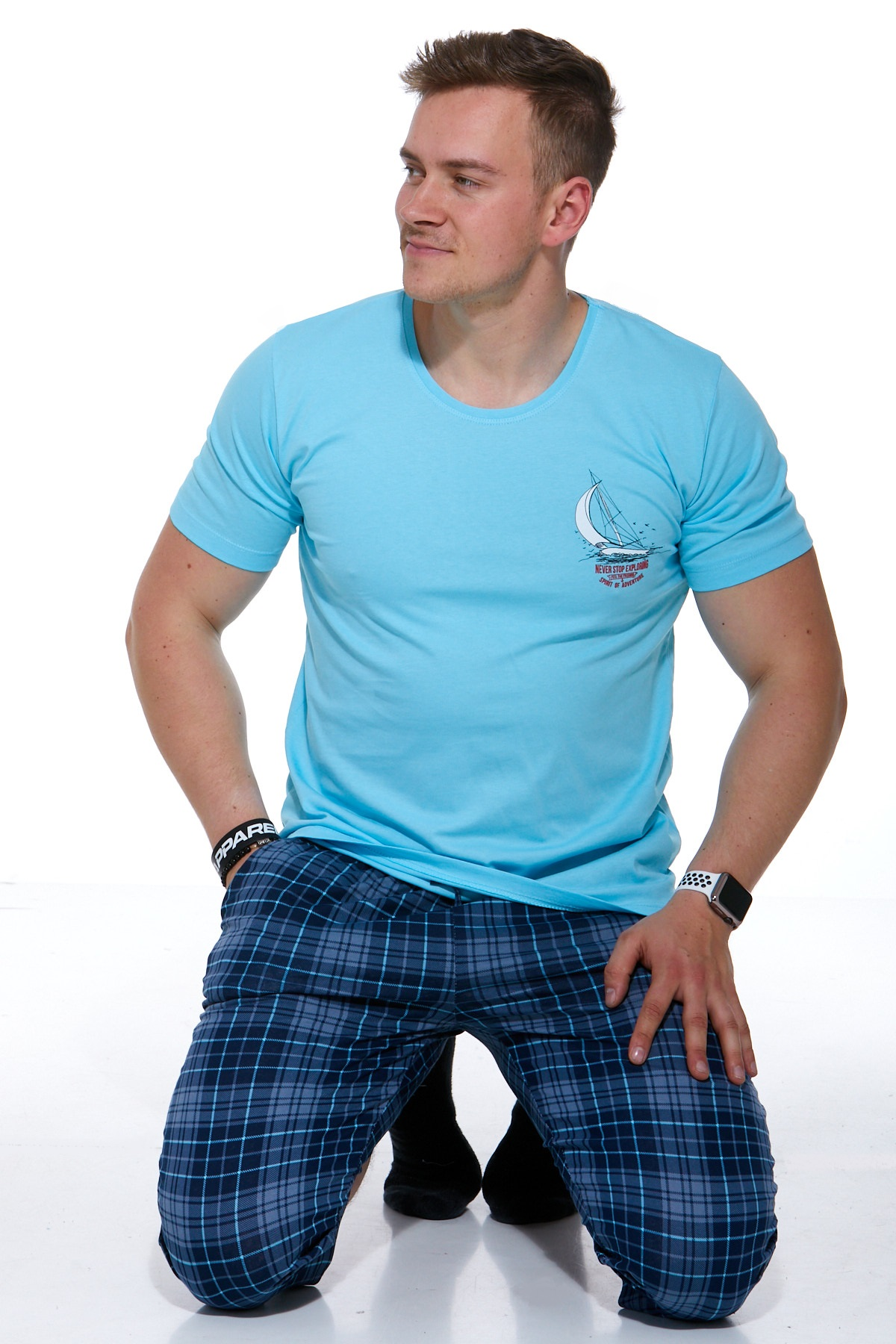 Pyžamo pro muže 1P0847