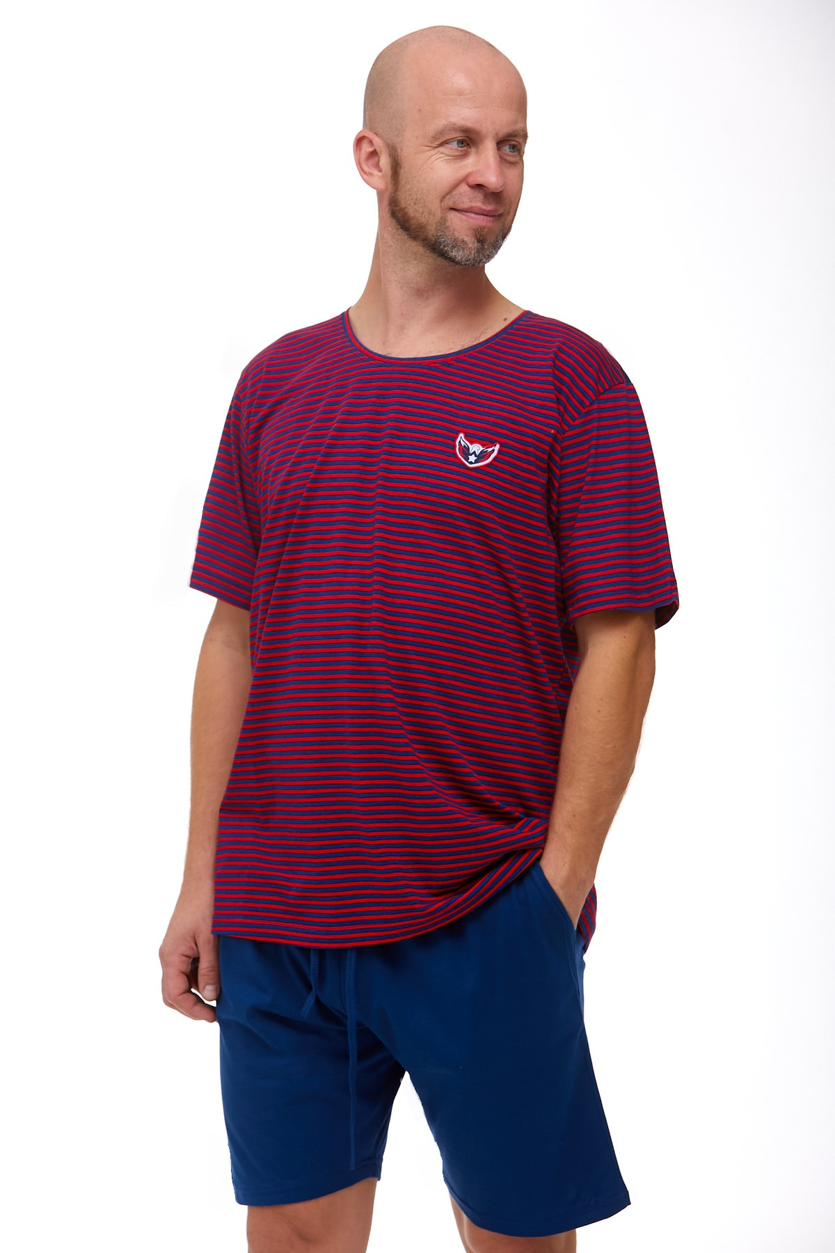 Pánské pyžamo  1P0880