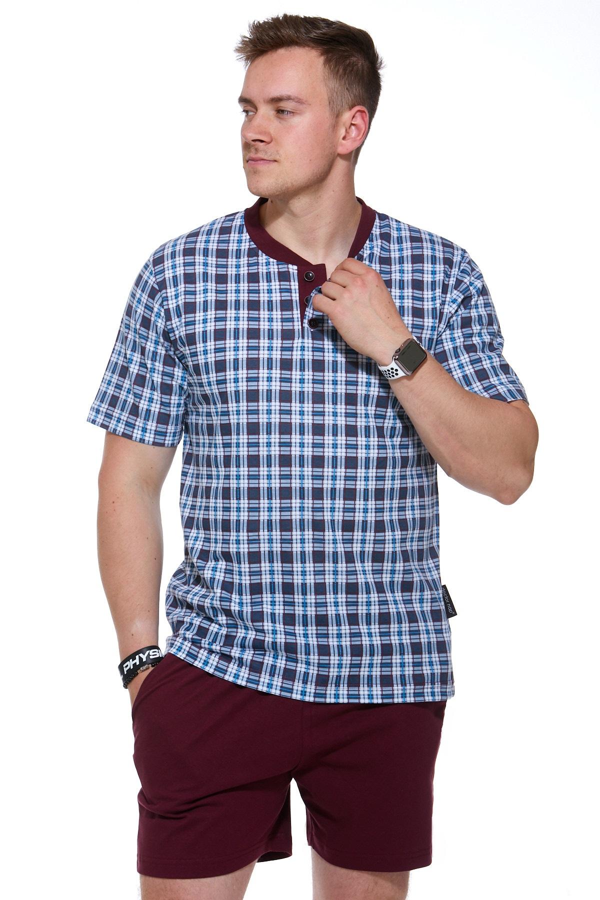 Pánské pyžamo luxusní 1P0862