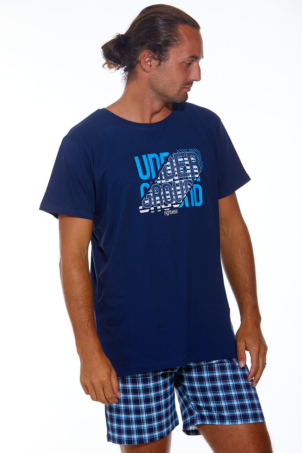Pánské pyžamo  1P0874