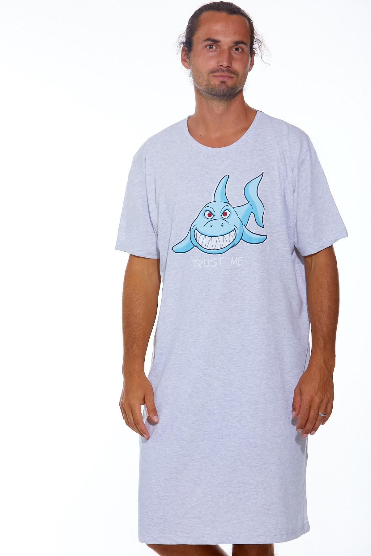 Pánské noční košile 1P0887