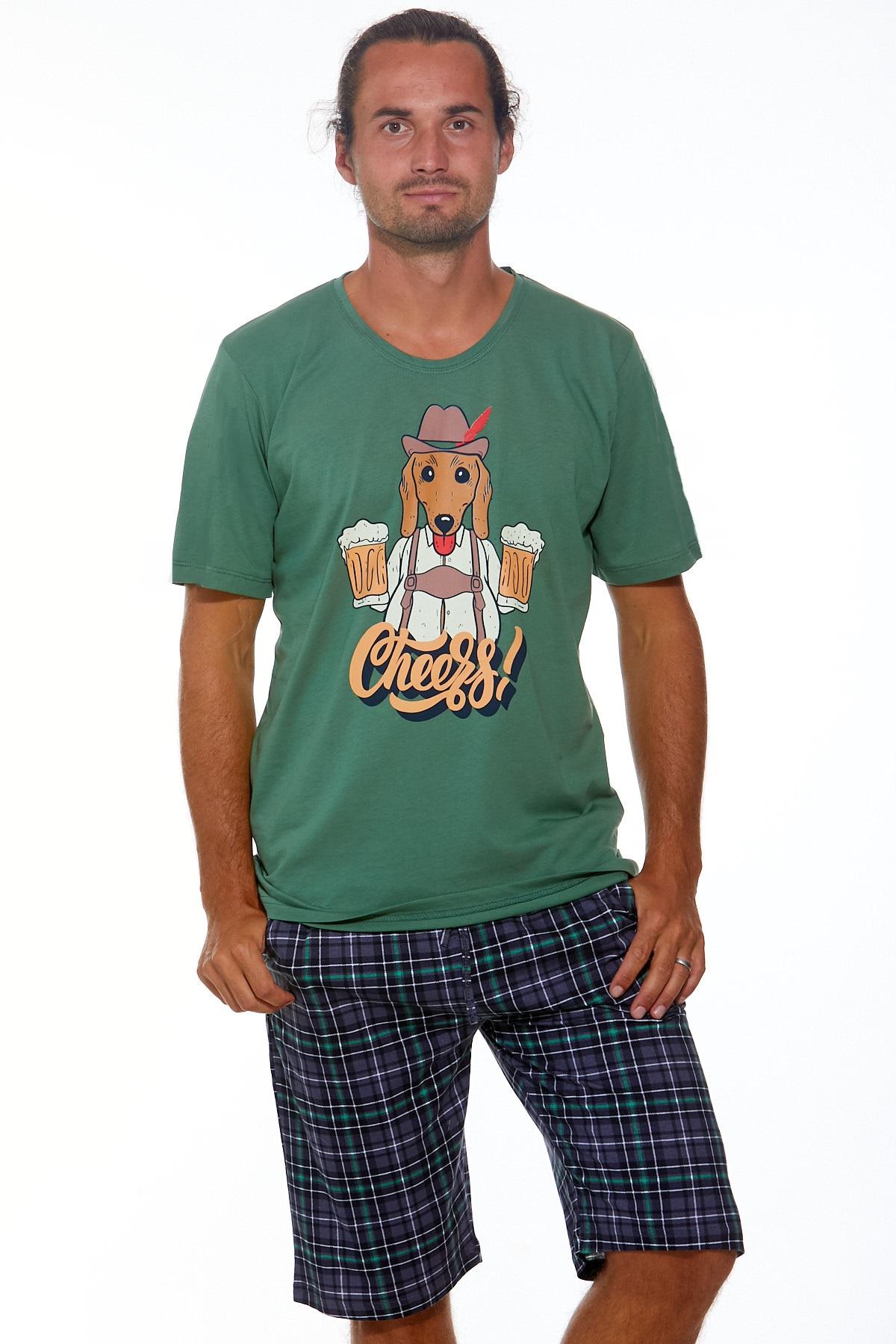 Pánské pyžamo  1P0889
