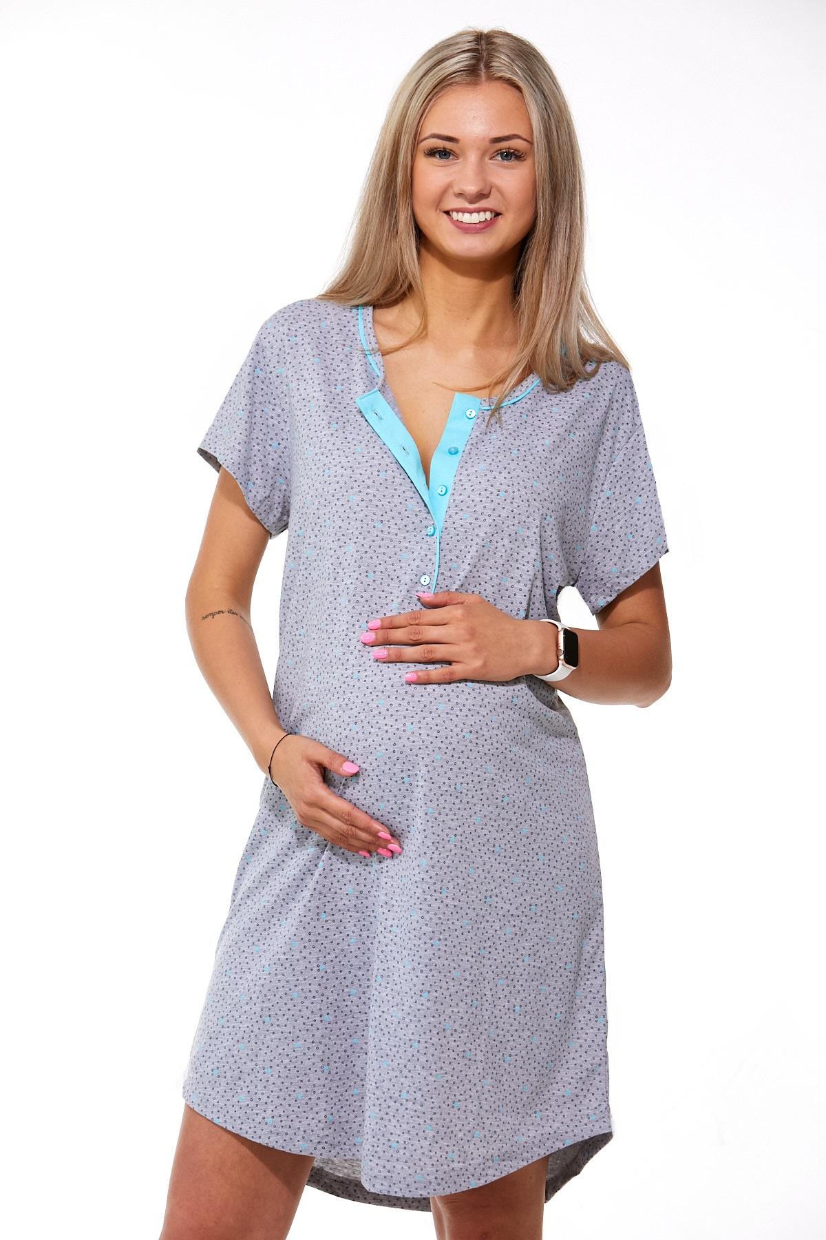 Košilka kojící do porodnice 1C2091