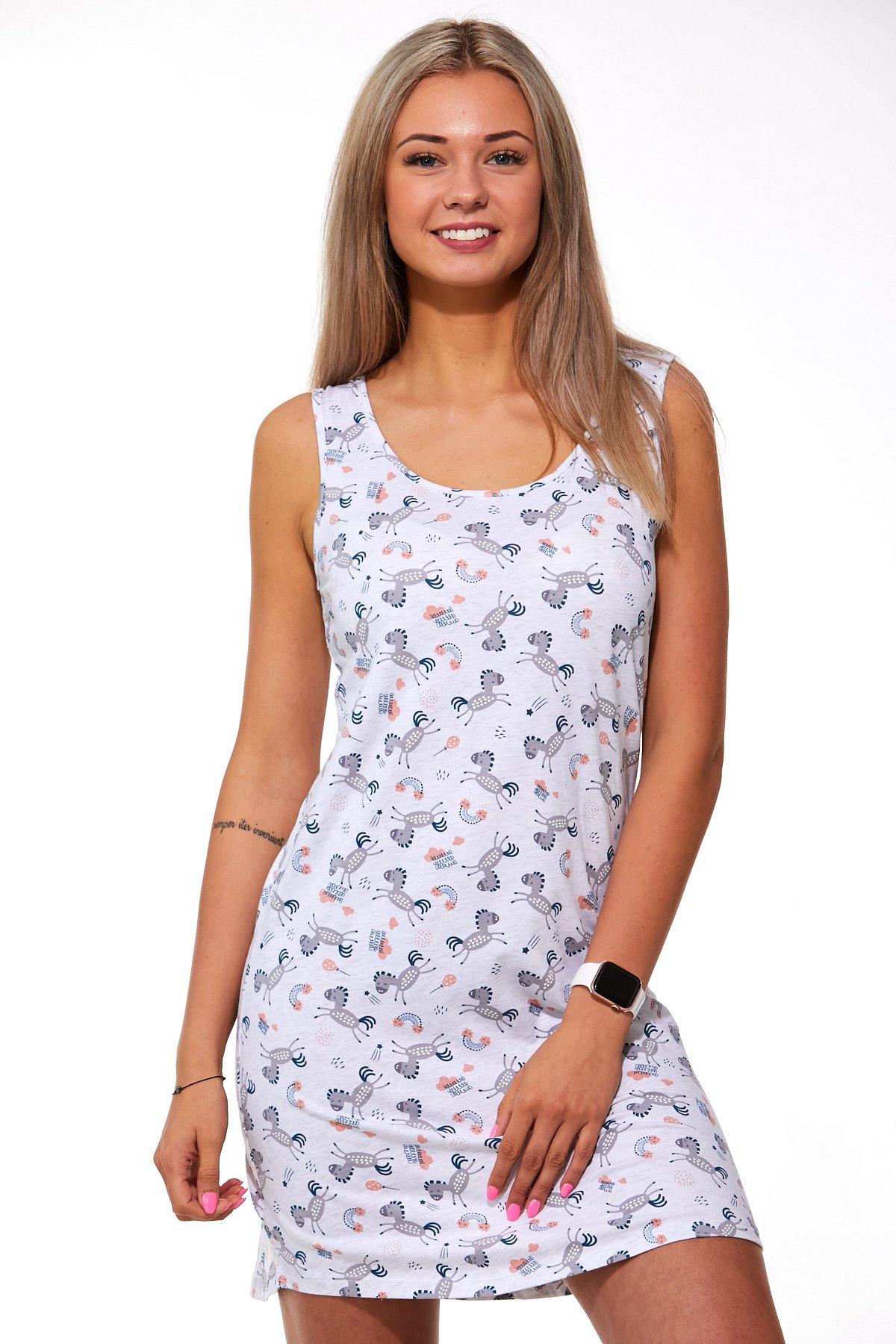 Dámská košilka, Plážové triko dámské 1C2096