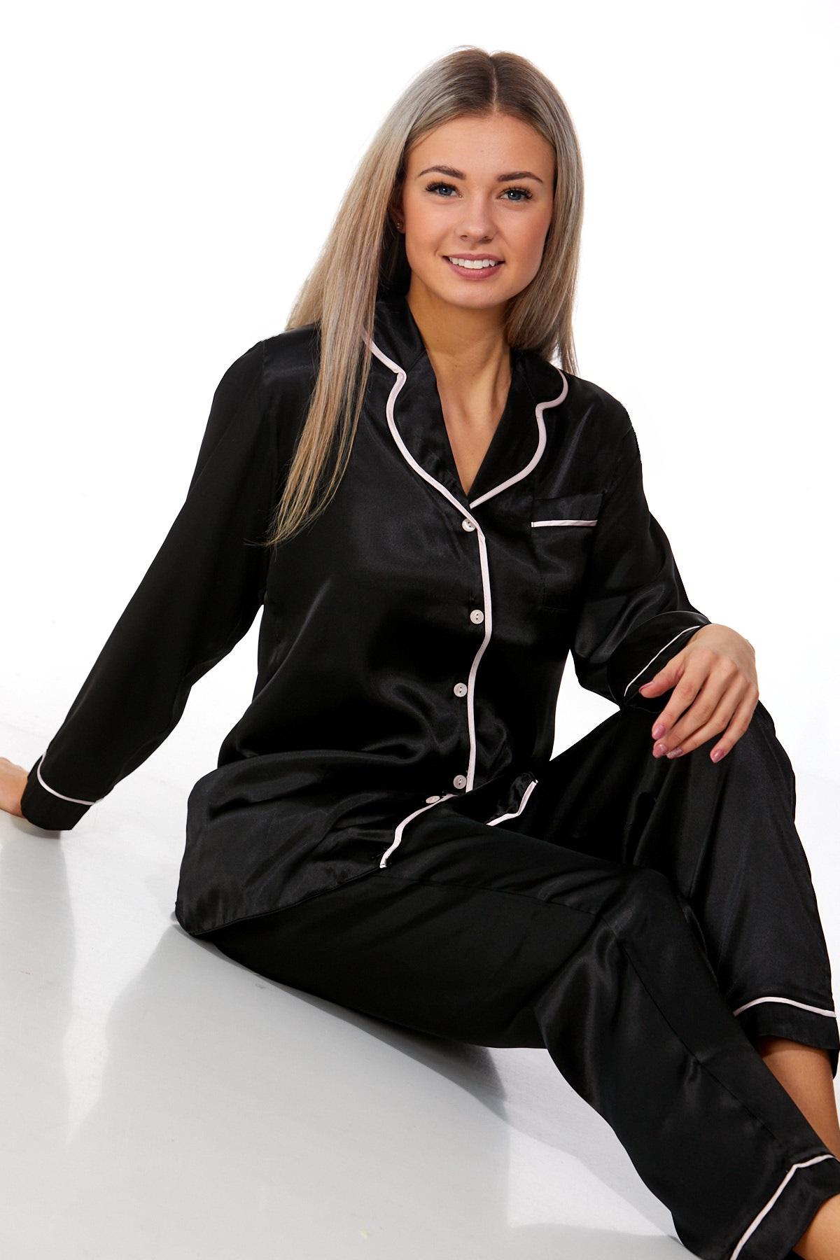 Elegantní mateřské pyžamo na kojení 1E8272
