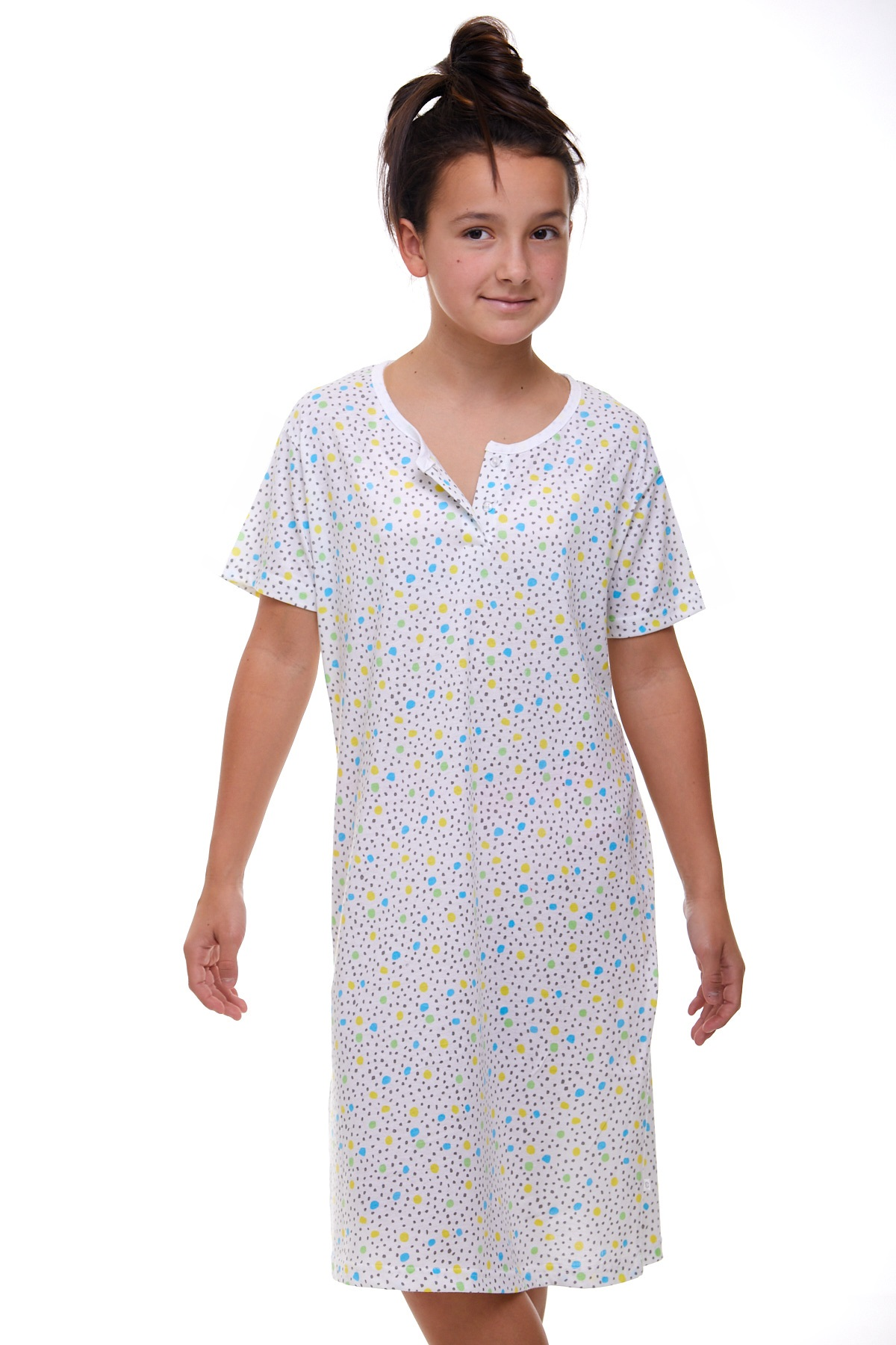 Dívčí noční košilka