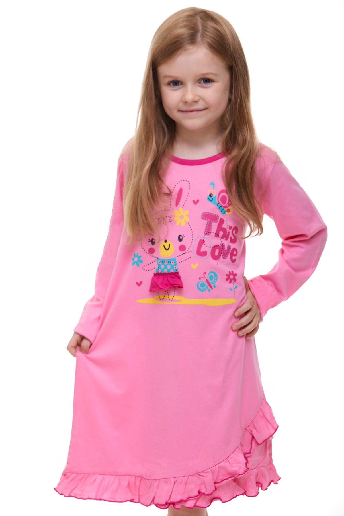 Dívčí noční košilka 1F0464