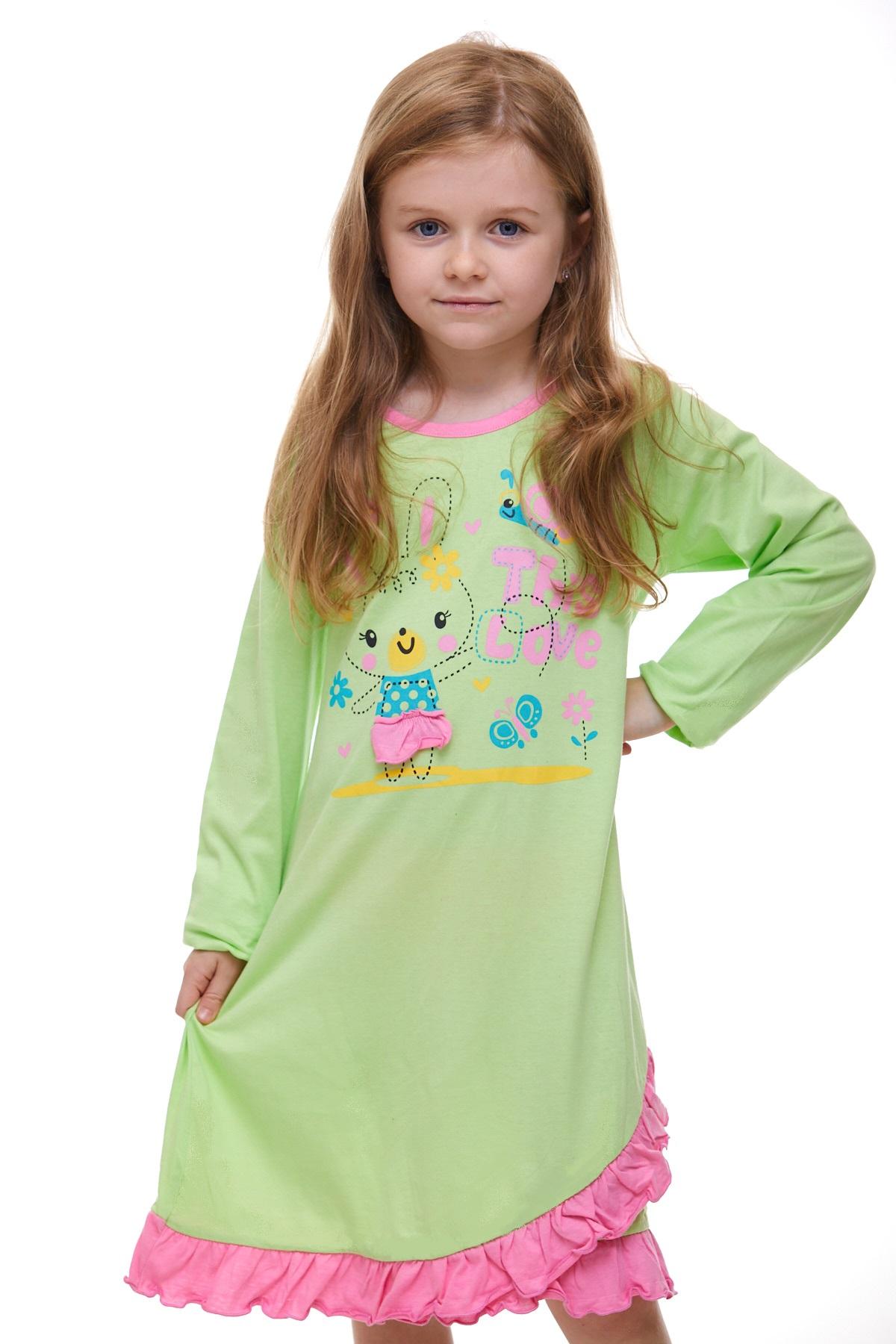 Dívčí noční košilka 1F0463