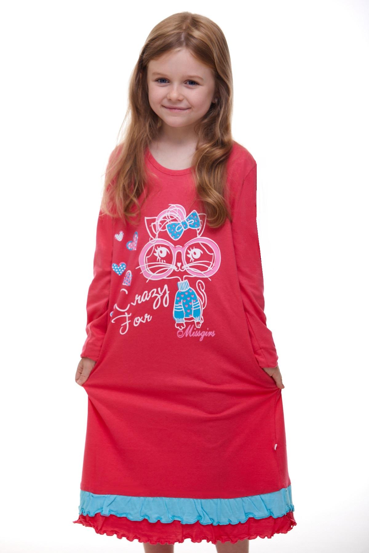 Dívčí noční košilka 1F0461