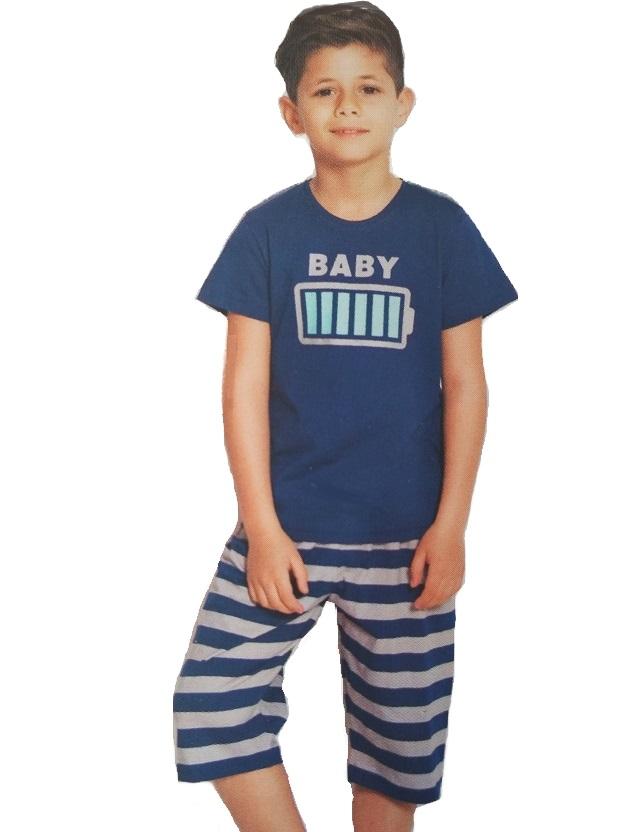 Chlapecké pyžamo 1F0470