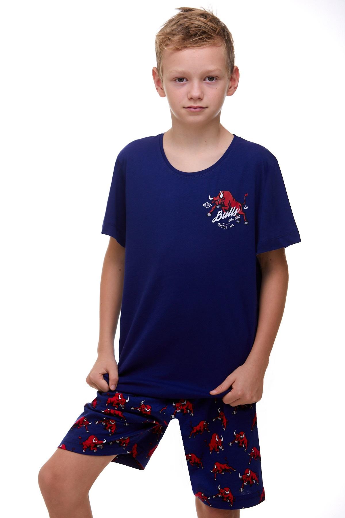 Chlapecké pyžamo 1F0469