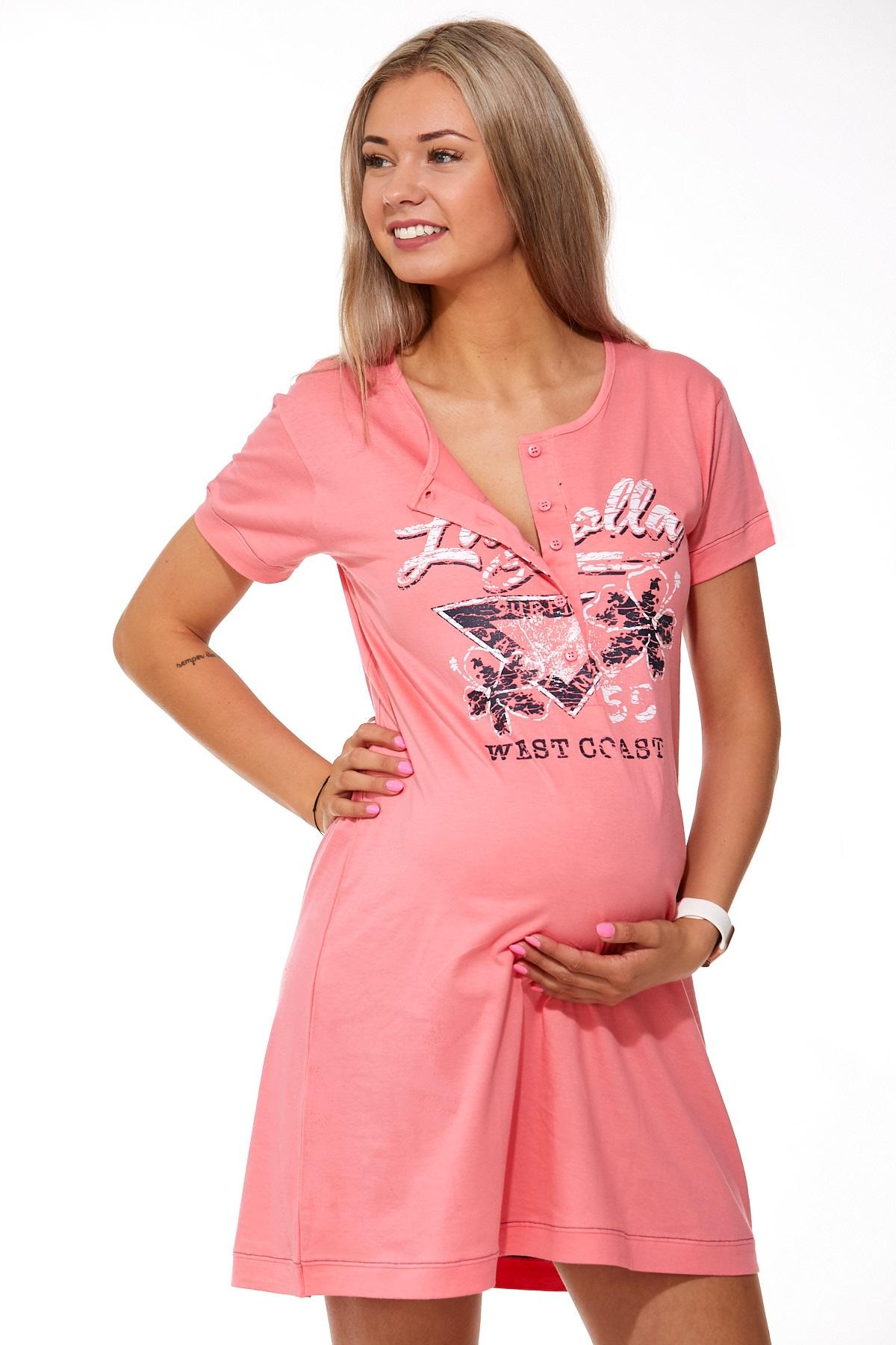 Košilka kojící do porodnice 1C2123